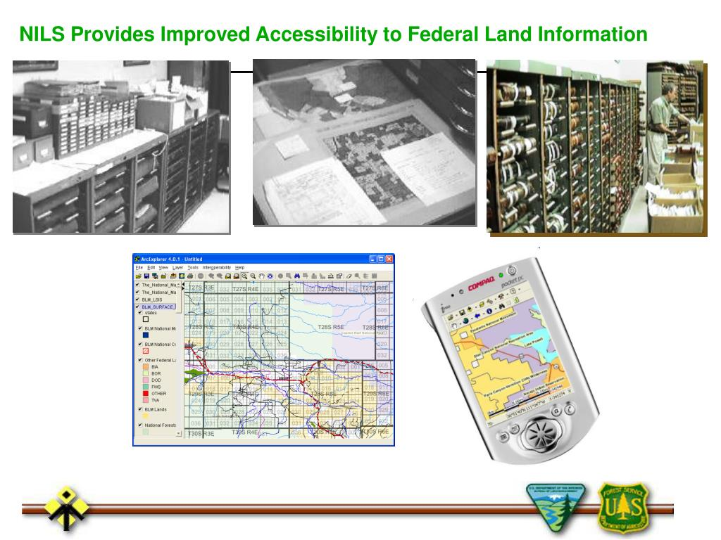 NILS Provides Improved Accessibility to Federal Land Information