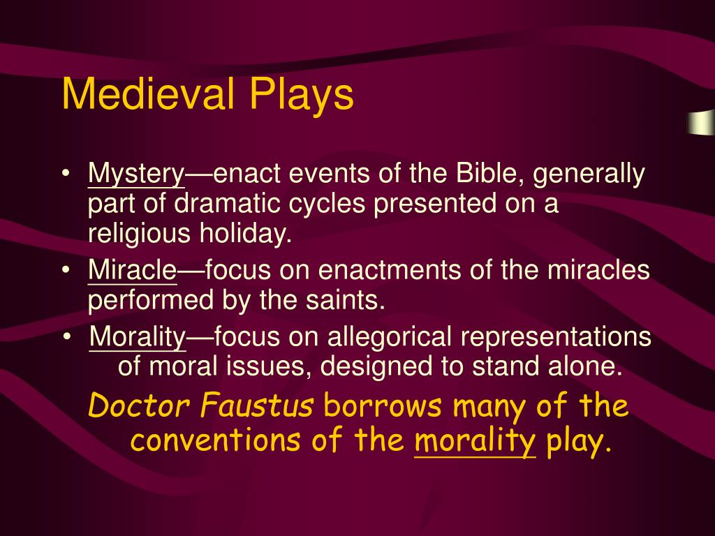 dr faustus character moral dilemmas Doctor faustus - selling his soul to make a point the character of dr faustus the character of faustus is reasoning and very aware of the moral.