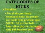 categories of kicks12