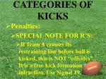 categories of kicks13