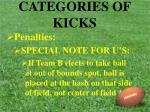 categories of kicks16