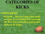 categories of kicks8