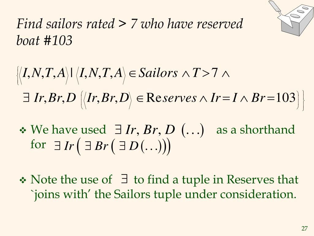 Find sailors rated > 7 who have reserved boat #103