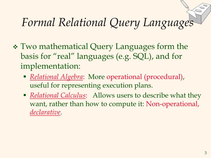 Formal relational query languages l.jpg