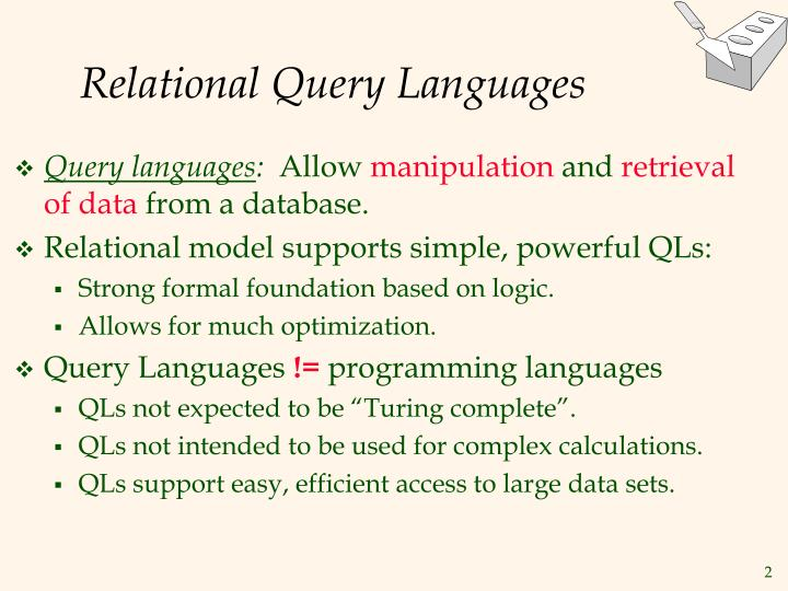 Relational query languages l.jpg