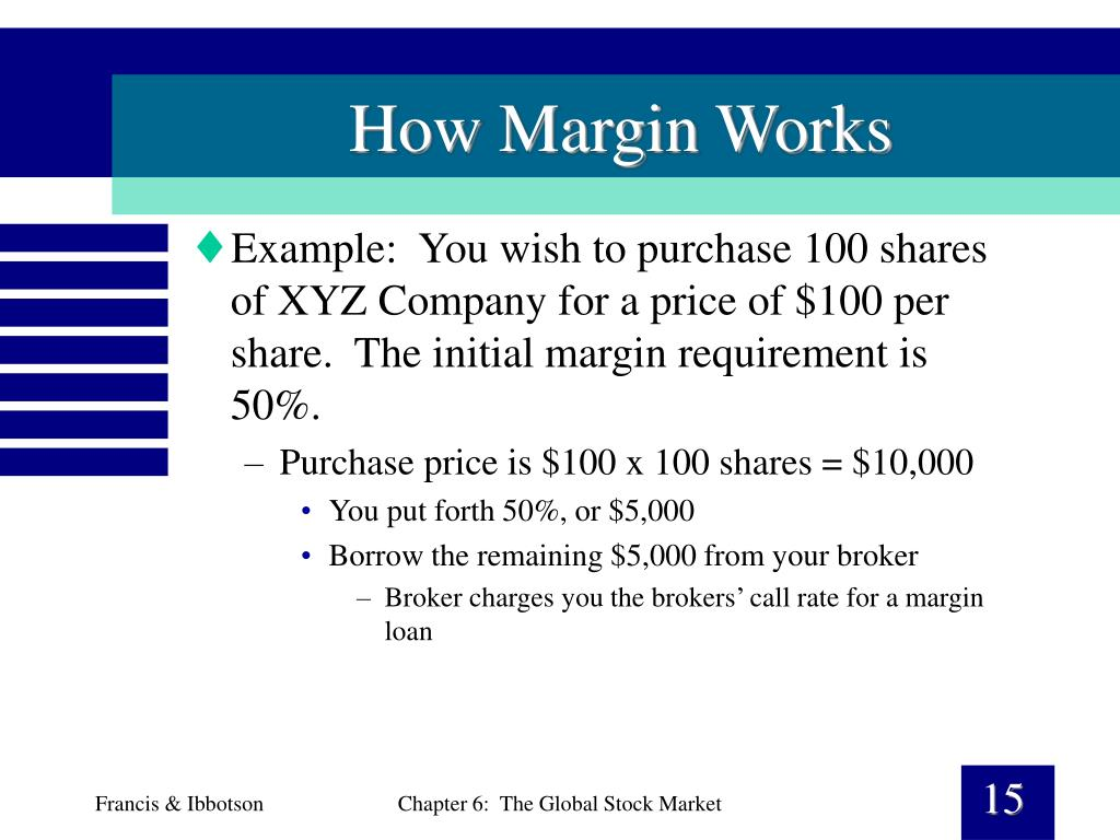 How Margin Works
