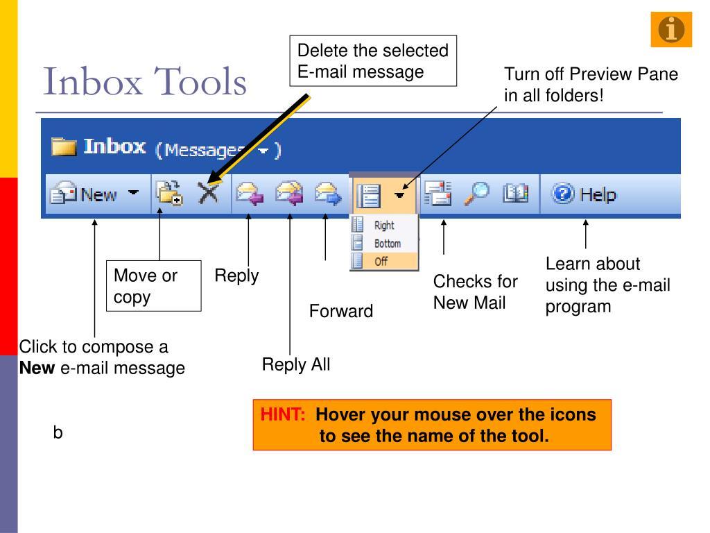Inbox Tools