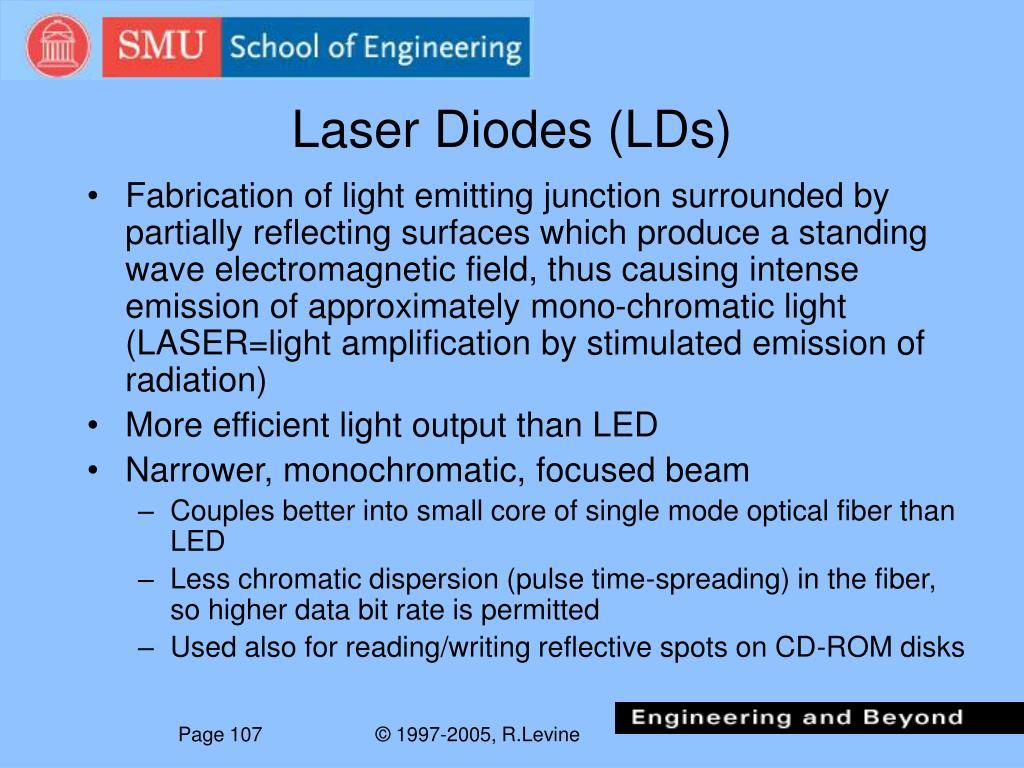 Laser Diodes (LDs)