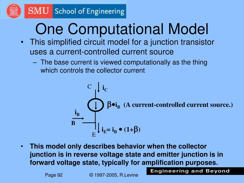 One Computational Model