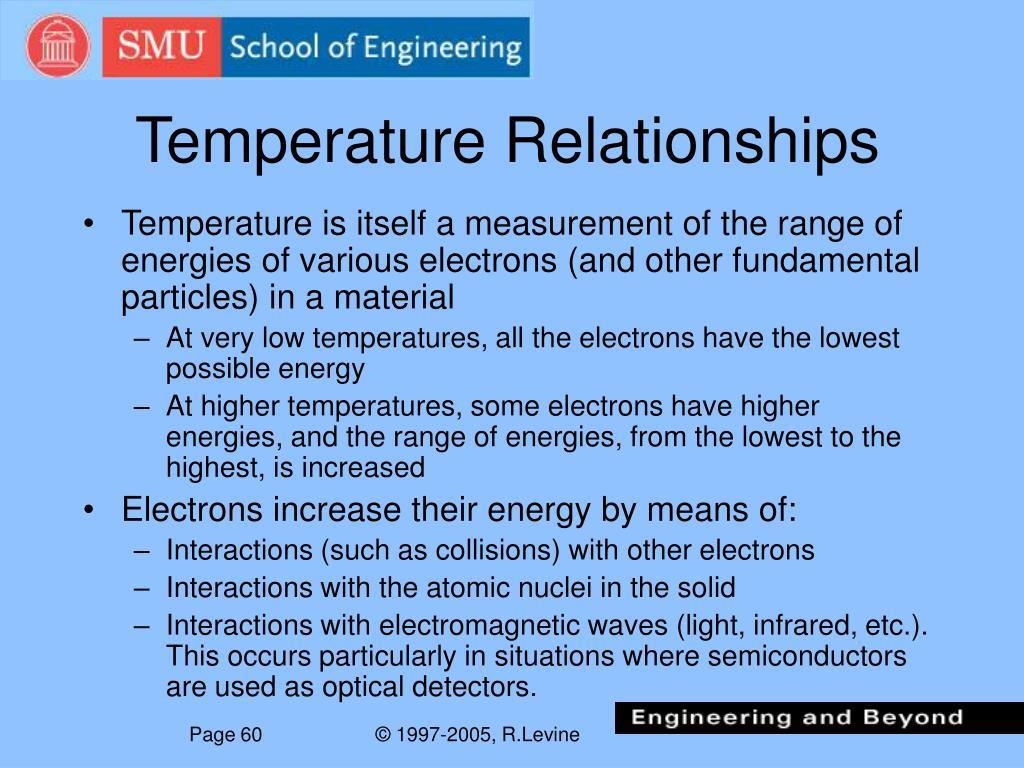 Temperature Relationships