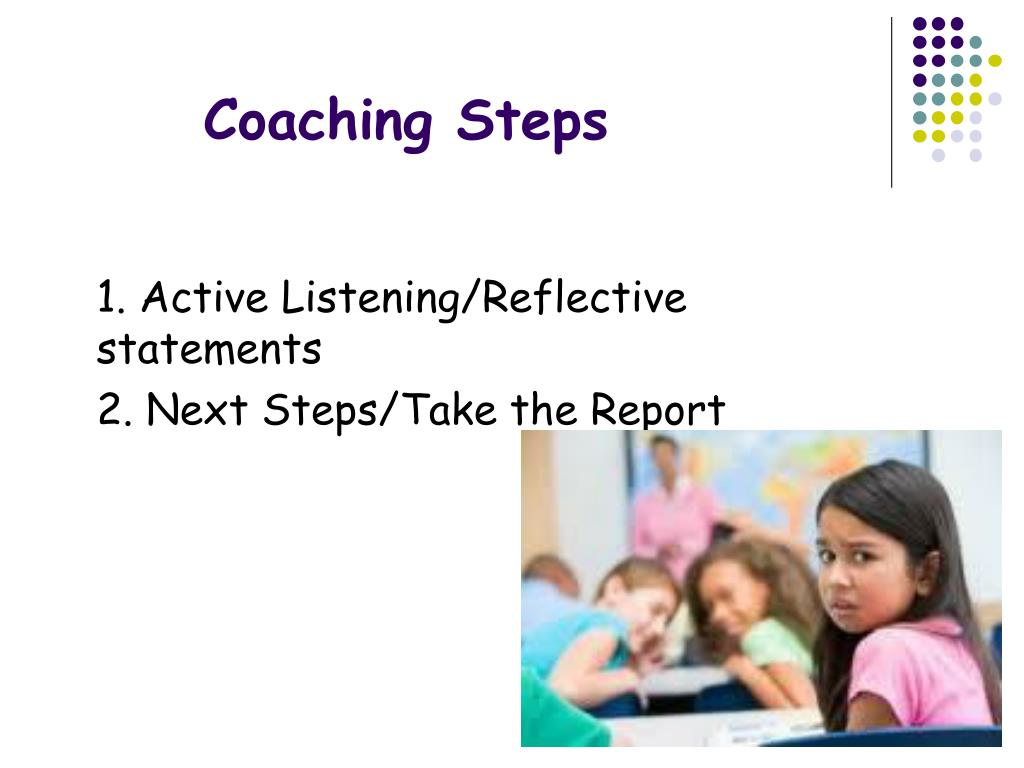 Coaching Steps