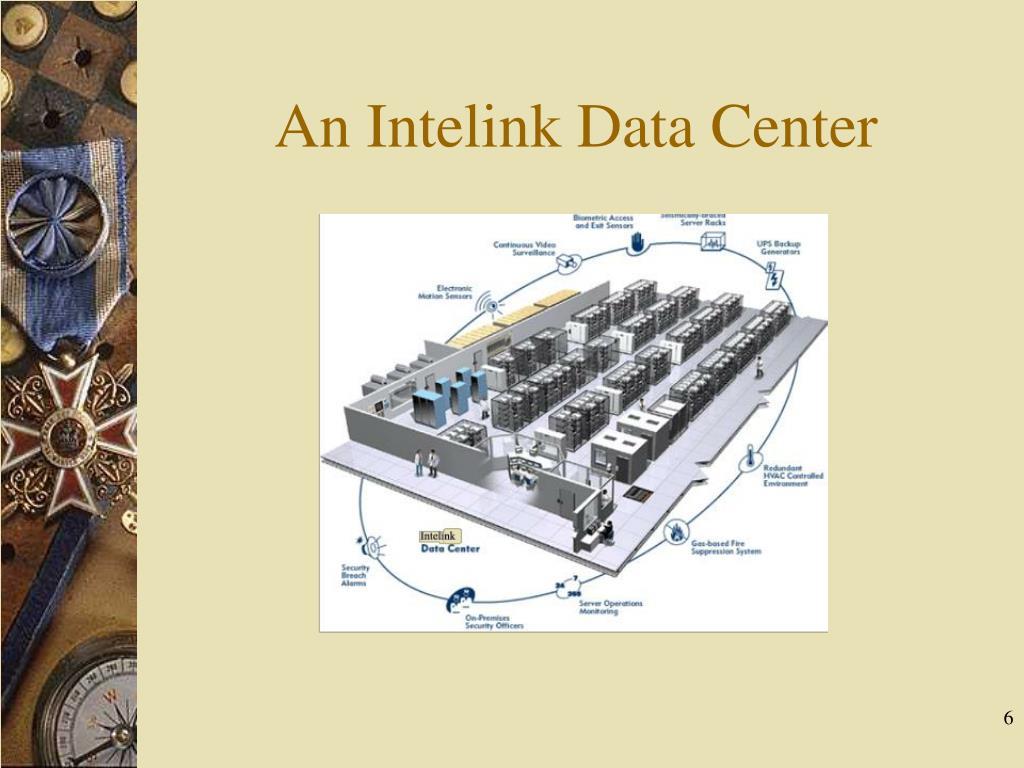 An Intelink Data Center