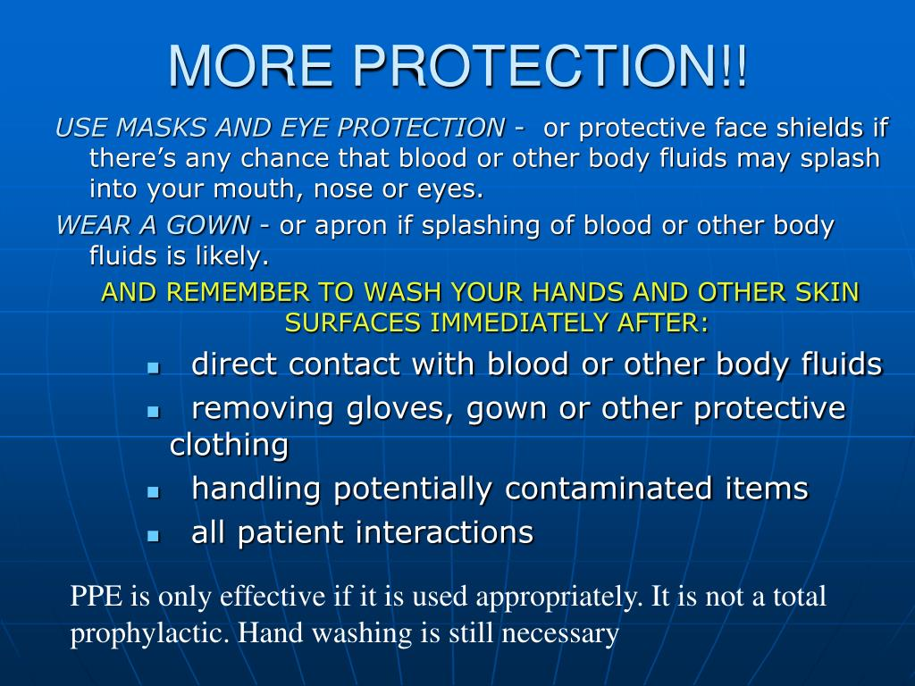 MORE PROTECTION!!