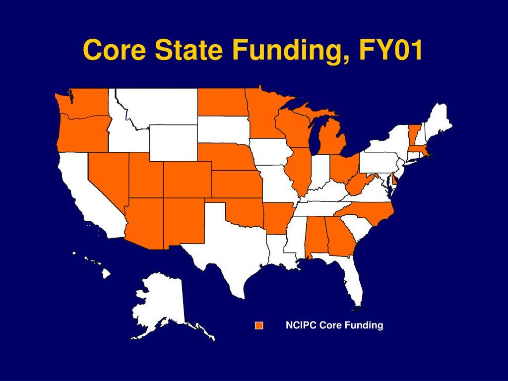 NCIPC Core Funding