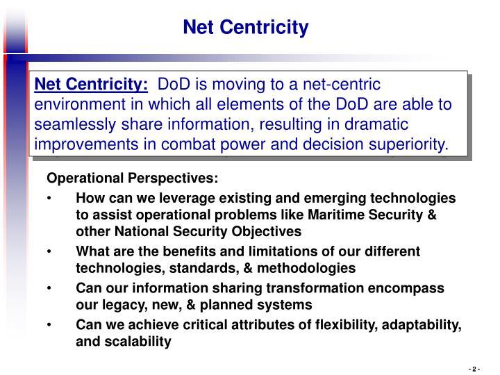 Net Centricity