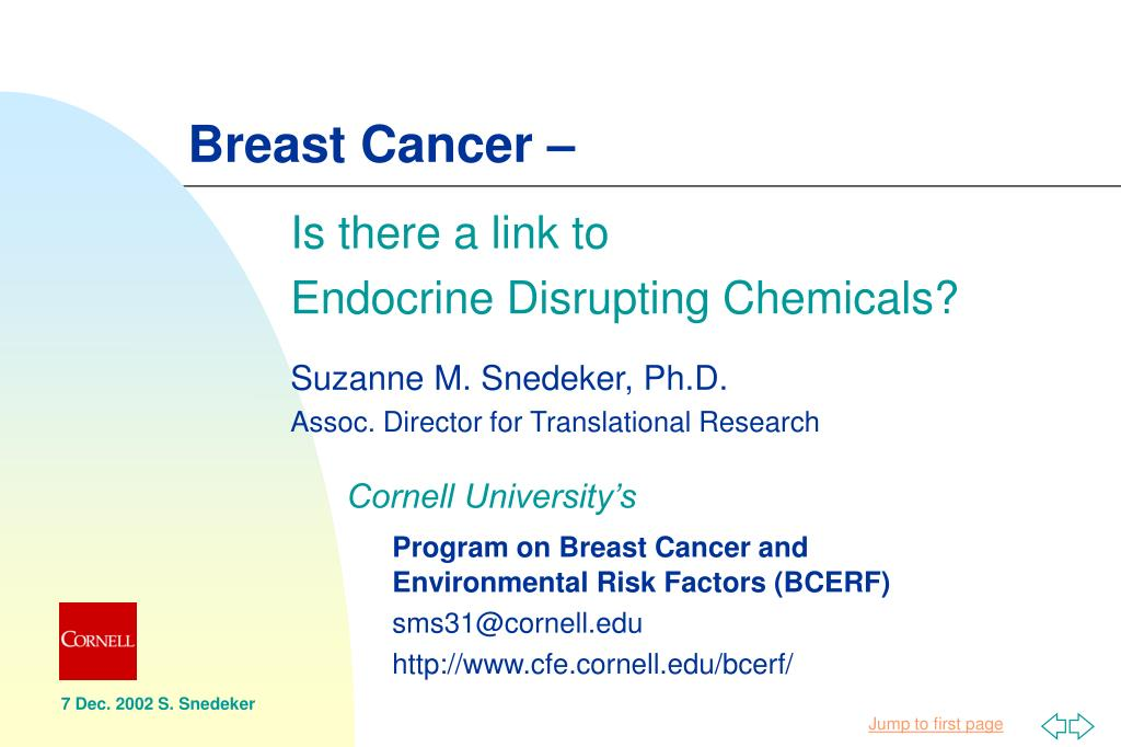 Breast Cancer –