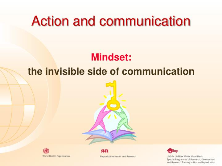 Action and communication