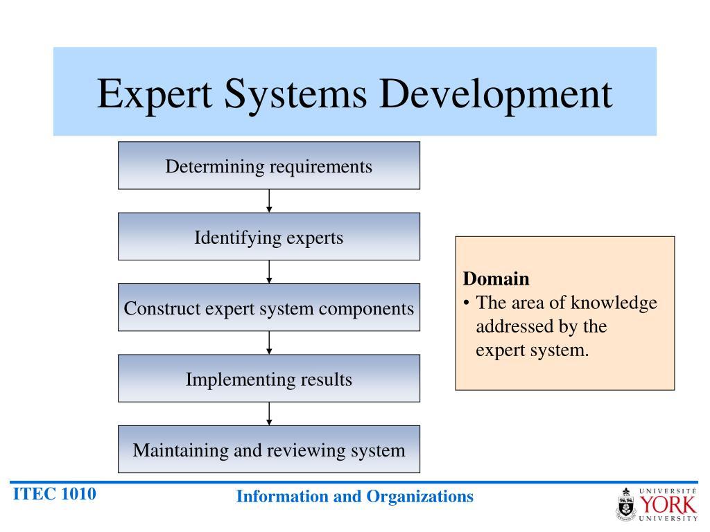 Expert Systems Development