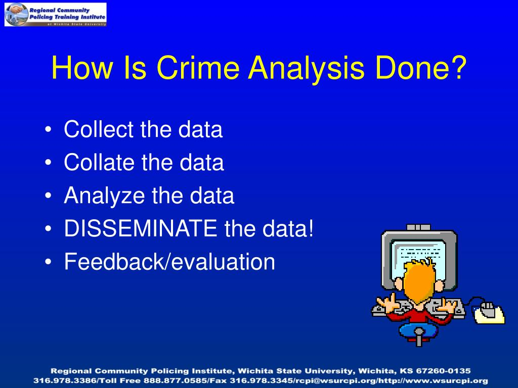 How Is Crime Analysis Done?