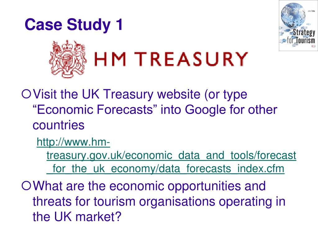 "Visit the UK Treasury website (or type ""Economic Forecasts"" into Google for other countries"
