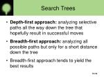 search trees16