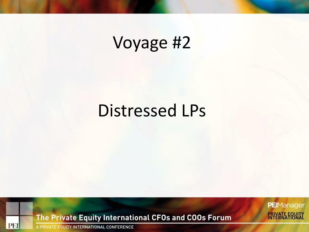 Voyage #2