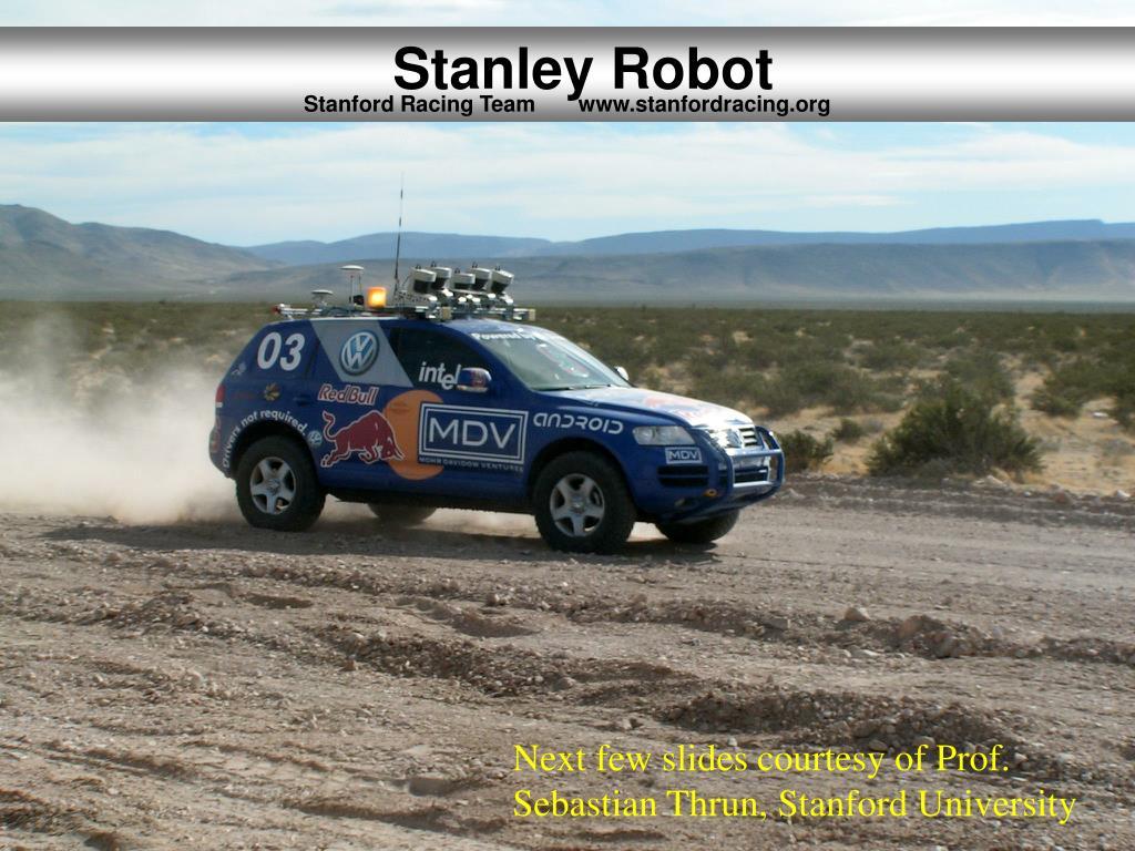 Stanley Robot