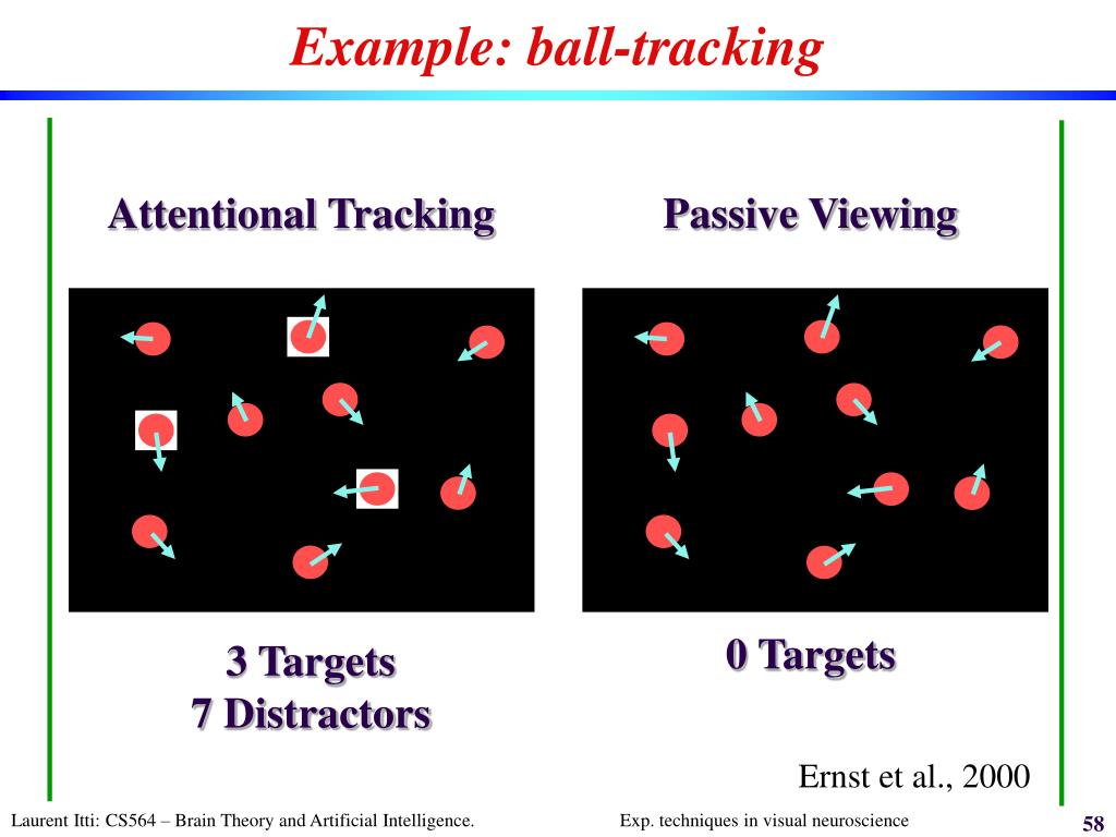 Example: ball-tracking