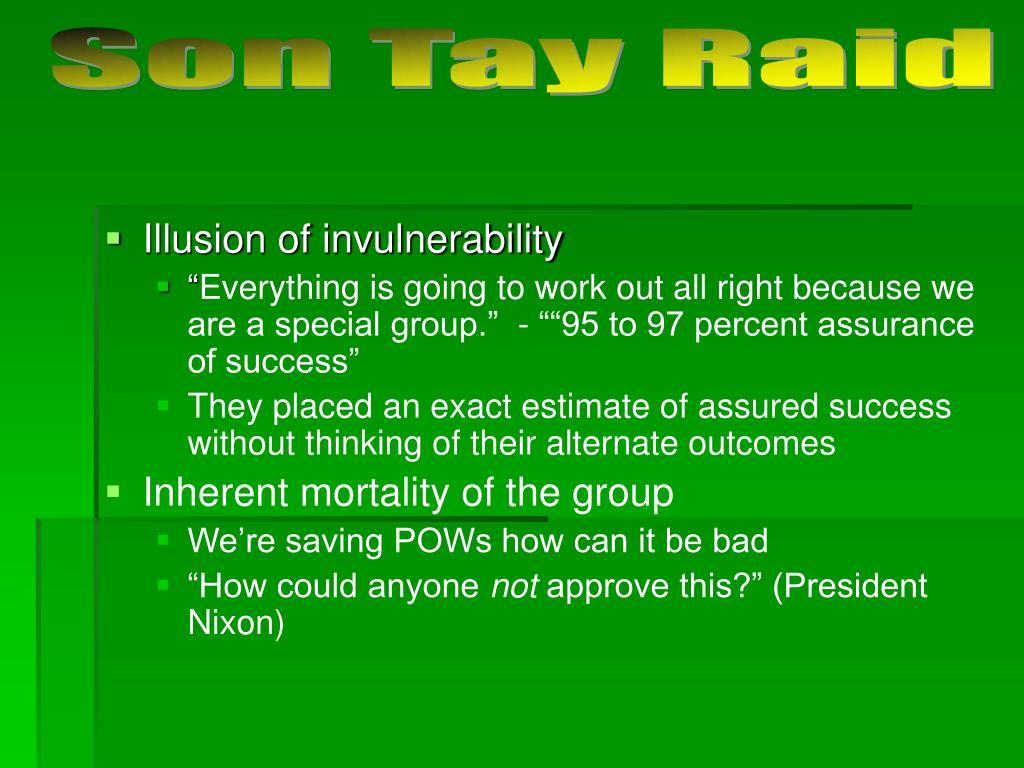 Son Tay Raid