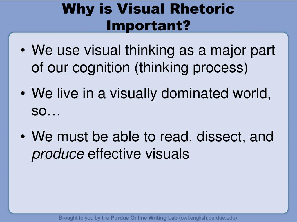 visualizing rhetoric essay