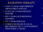 radiation therapy54