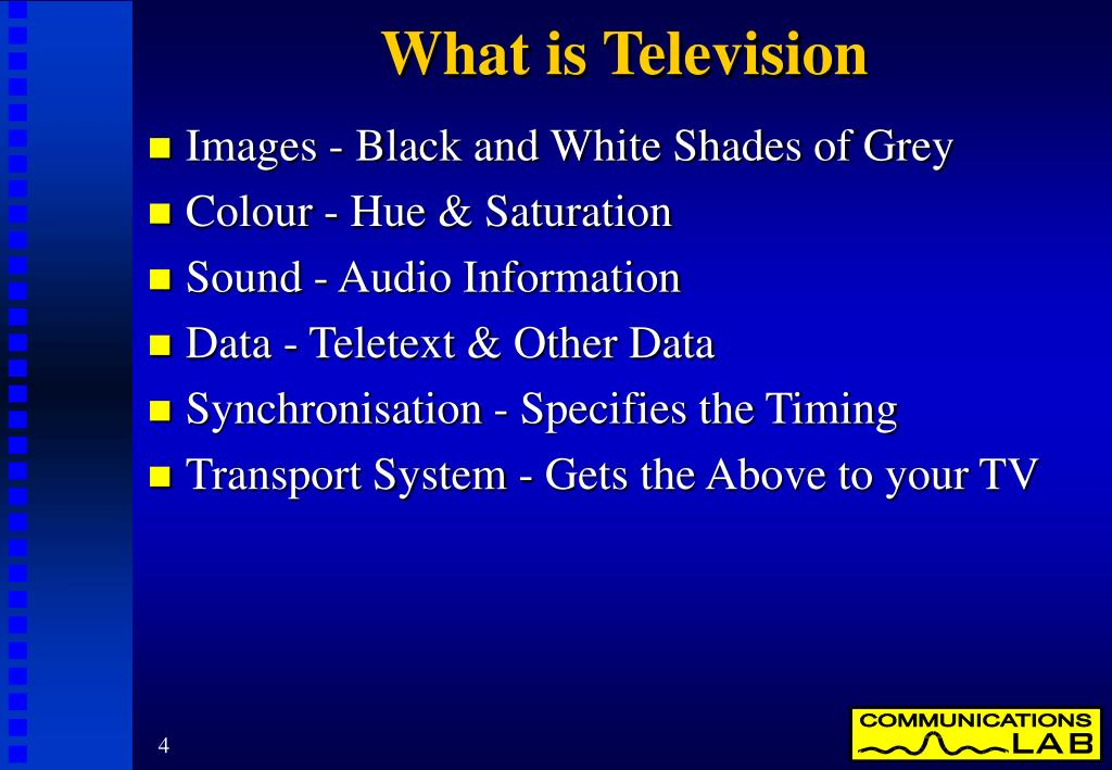 What is Television