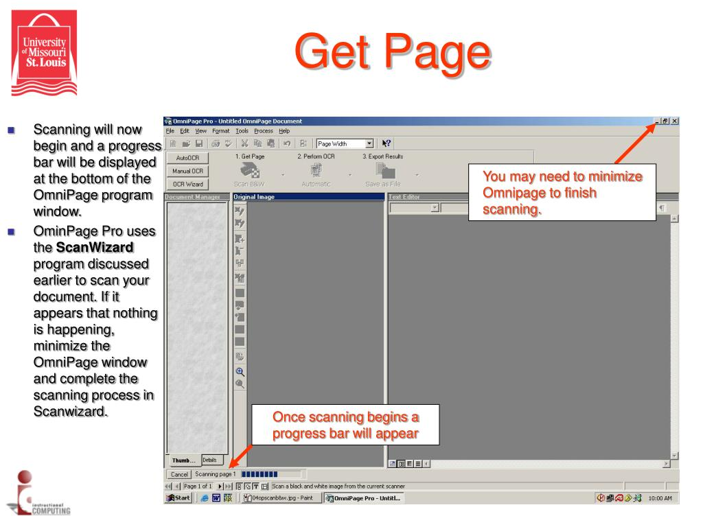 Get Page