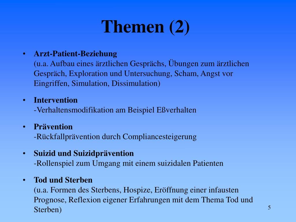 Themen (2)