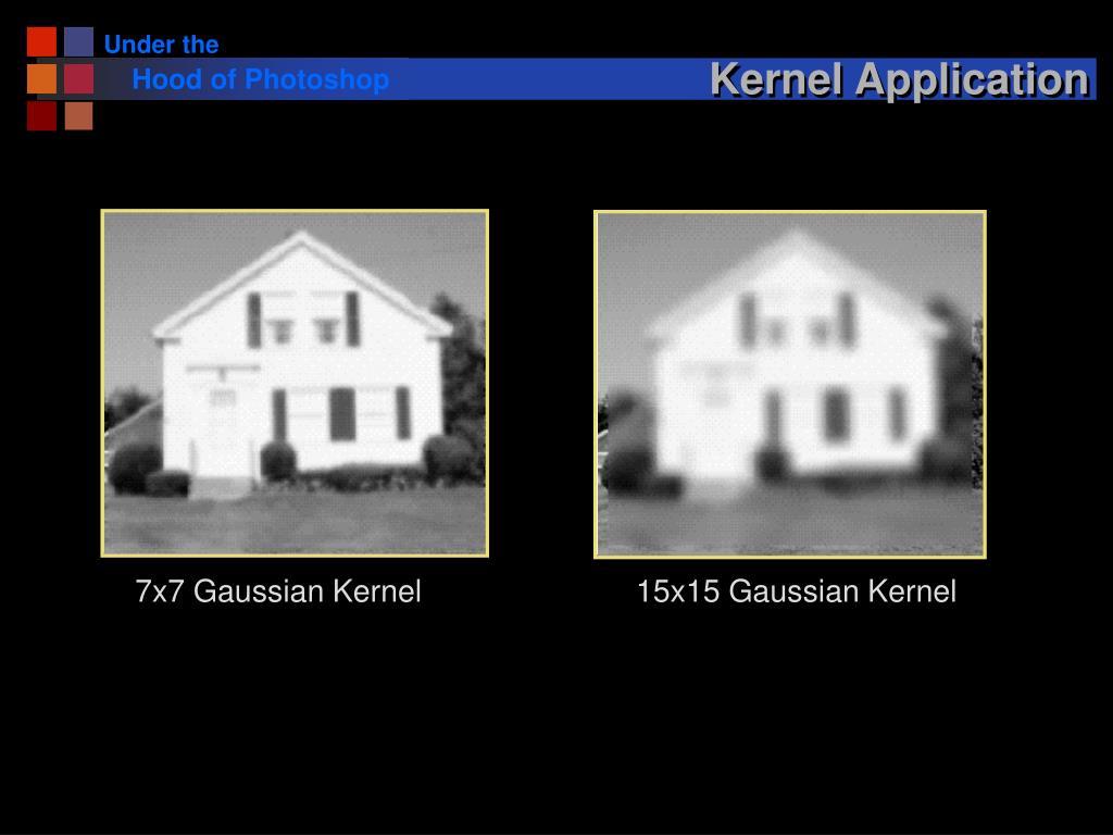 Kernel Application