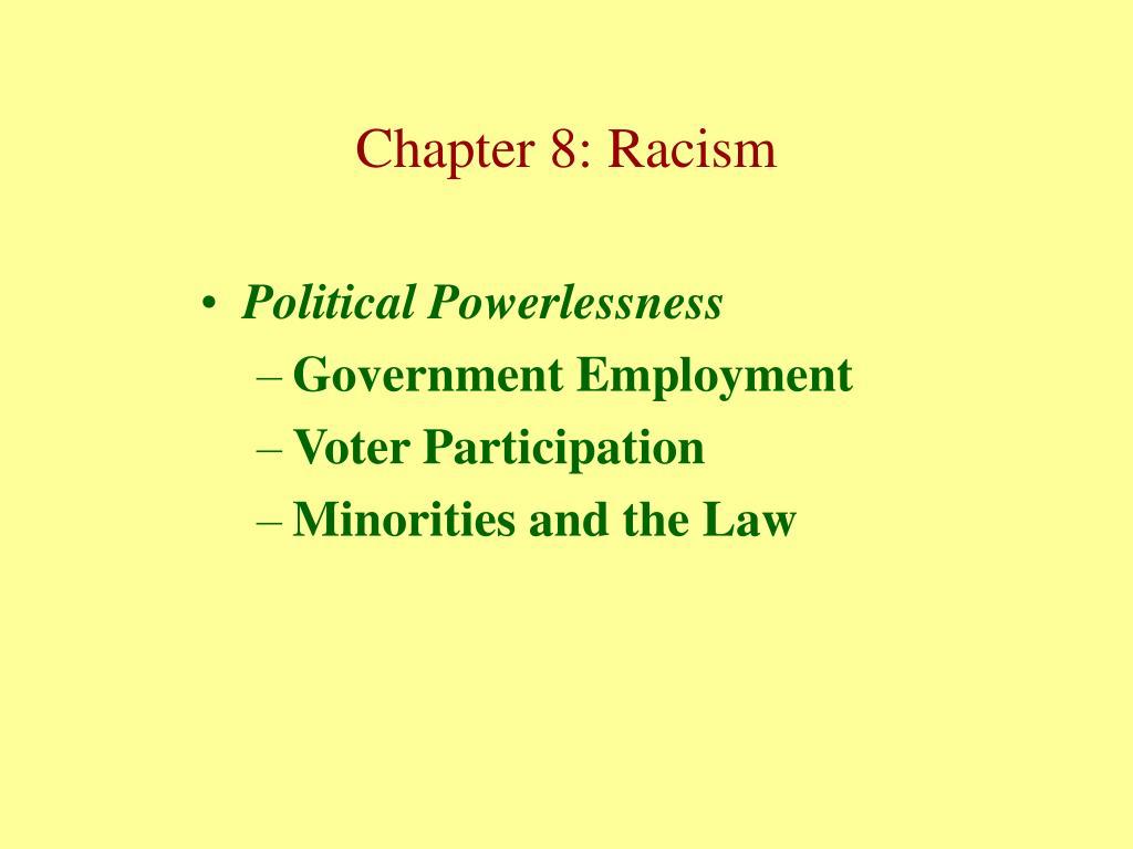 Political Powerlessness