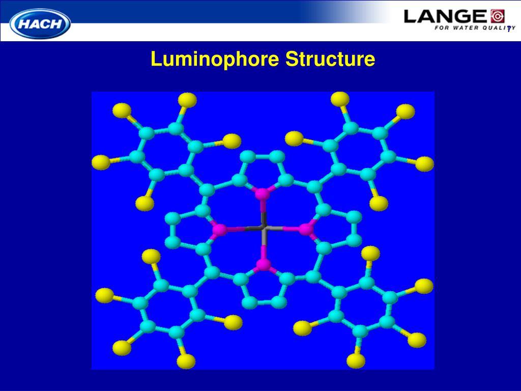 Luminophore Structure
