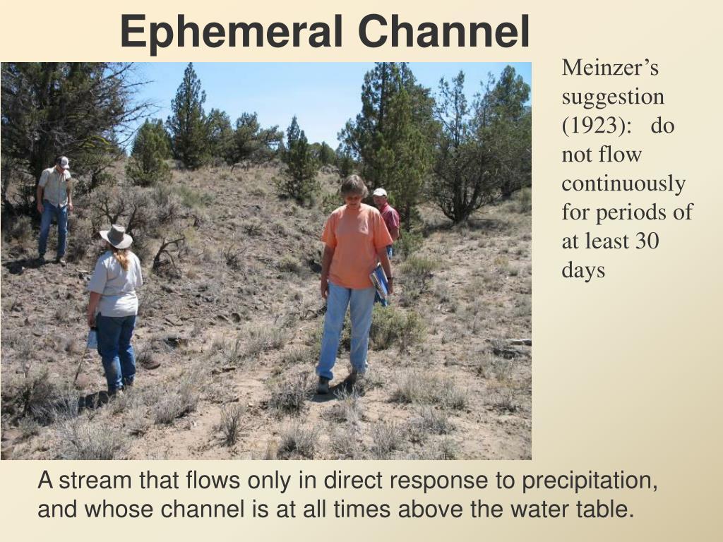 Ephemeral Channel