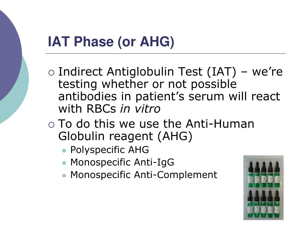 IAT Phase (or AHG)