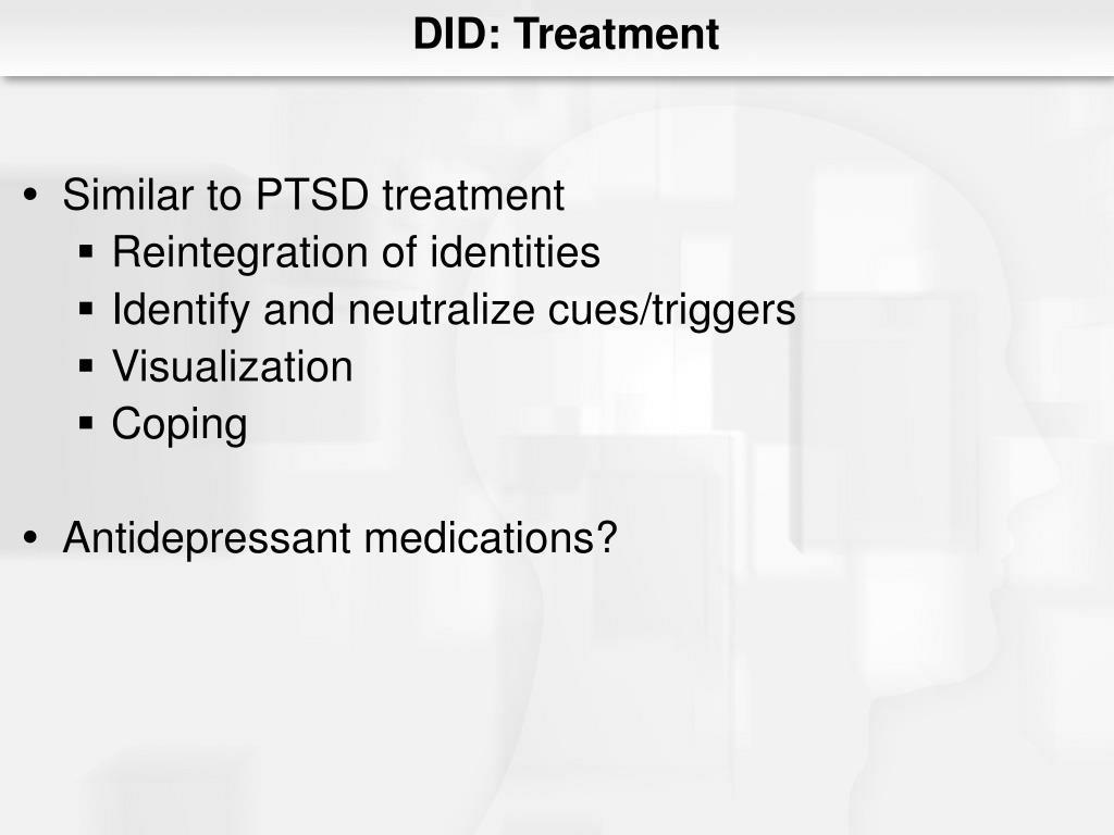 DID: Treatment