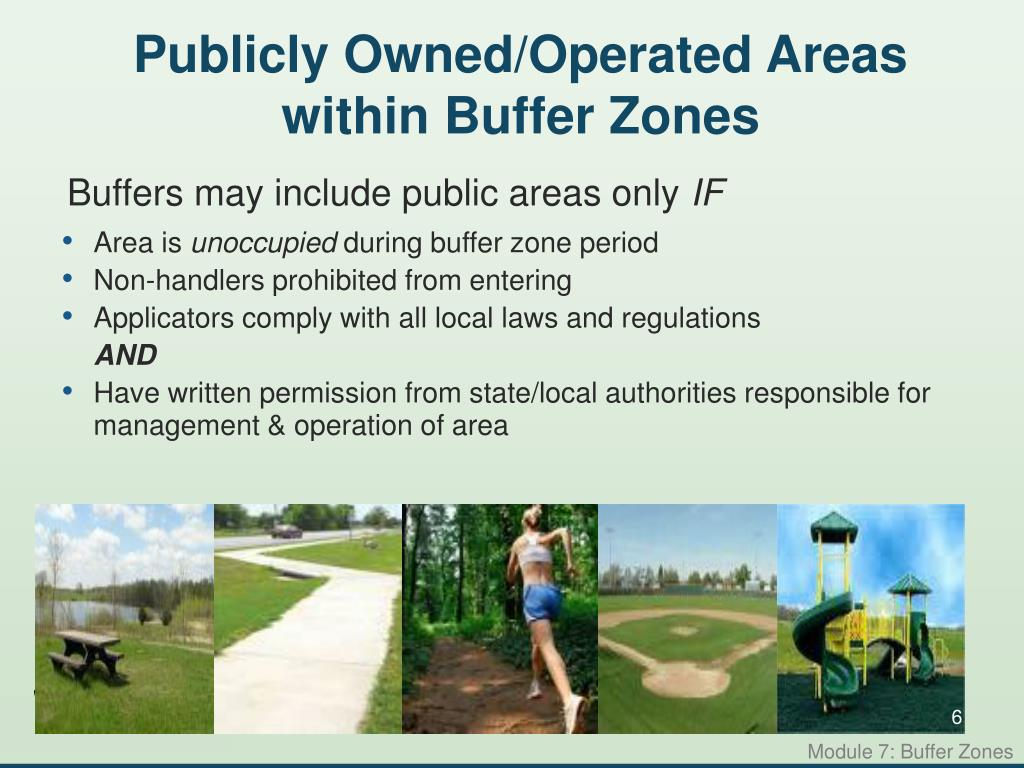 Publicly Owned/Operated Areas