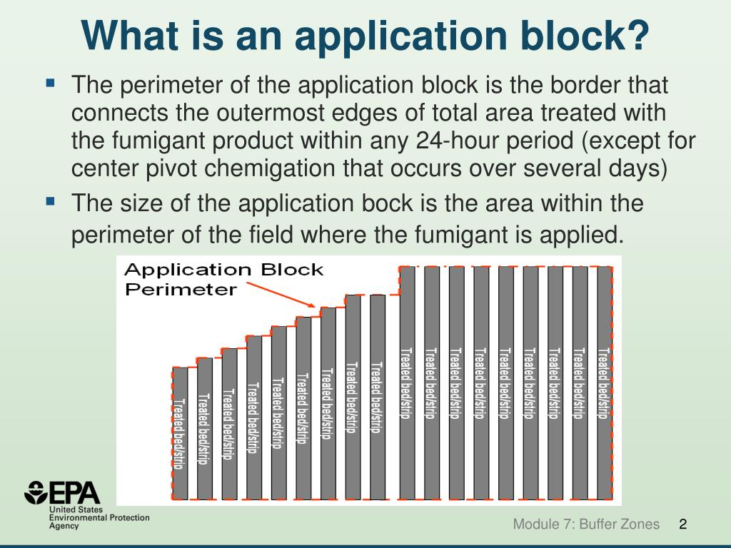 What is an application block?