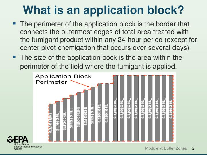 What is an application block