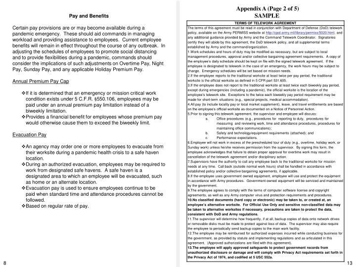 Appendix A (Page 2 of 5)