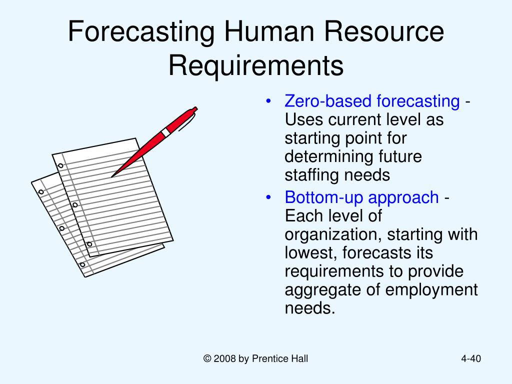 human resource forecasting essay Free essay: human resource planning  the three key elements of the hr planning process are forecasting labor demand,  essay on human resource planning.