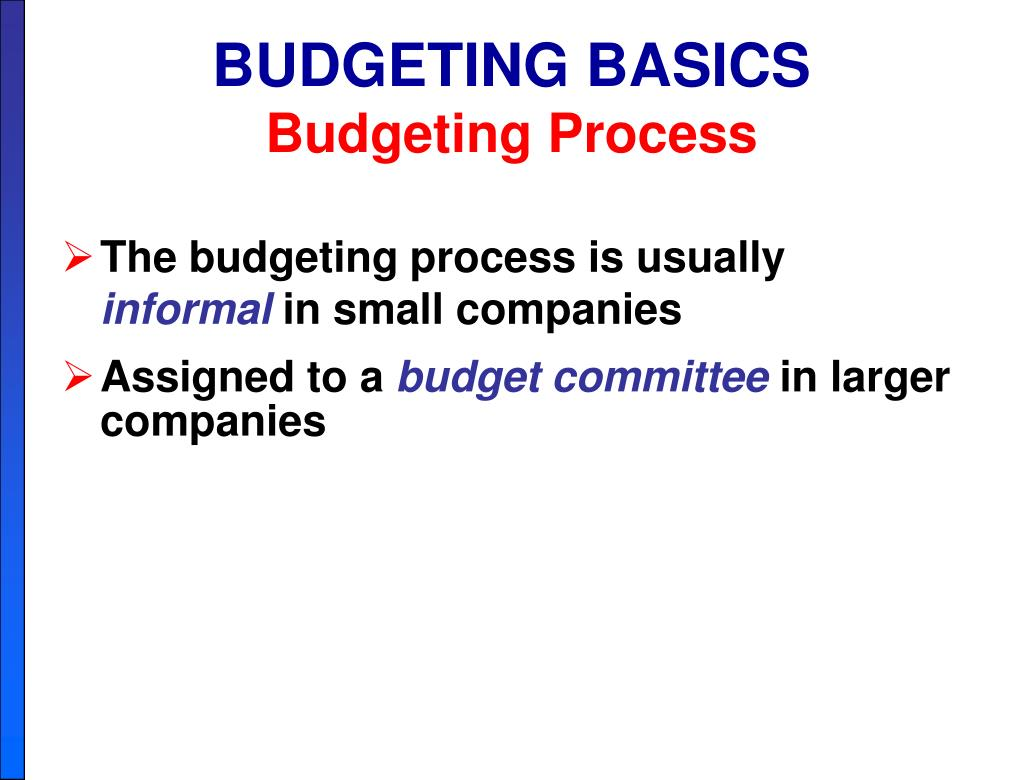 employer advantages and disadvantages of participative budgeting The advantages of employee involvement in decision making 1 advantages & disadvantages of employee involvement advantages and disadvantages of participative.