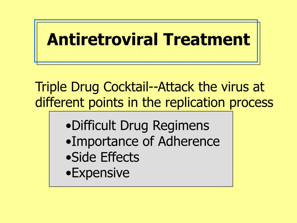Antiretroviral Treatment