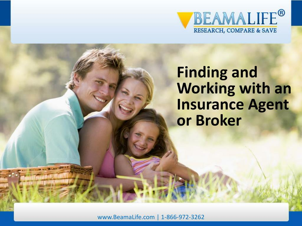 Finding and Working with an Insurance Agent or Broker