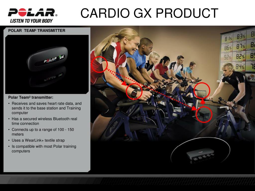CARDIO GX PRODUCT