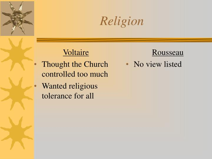 voltaire on the church true r European history/print version  where peasants were tied to their estates by obligations to local lords or to the church,  erasmus claimed that the true.